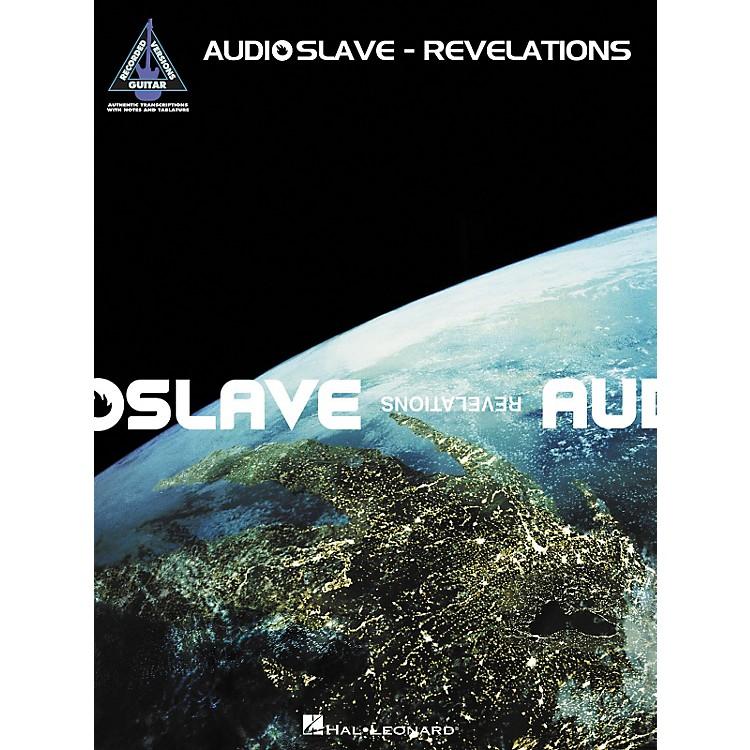 Hal LeonardAudioslave - Revelations Songbook