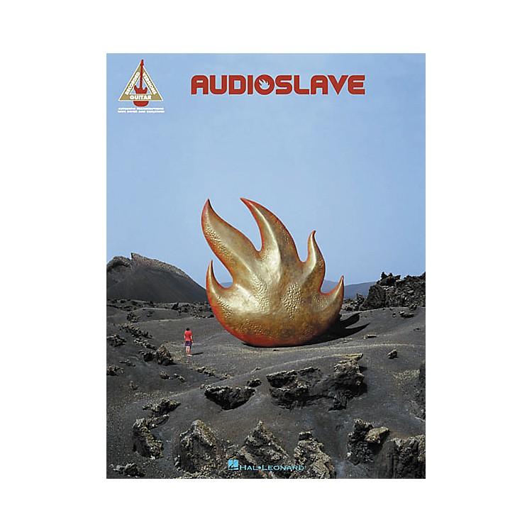 Hal LeonardAudioslave Guitar Tab Songbook