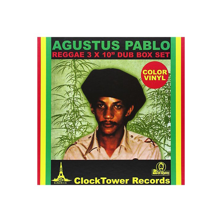 AllianceAugustus Pablo - Dub Box Set