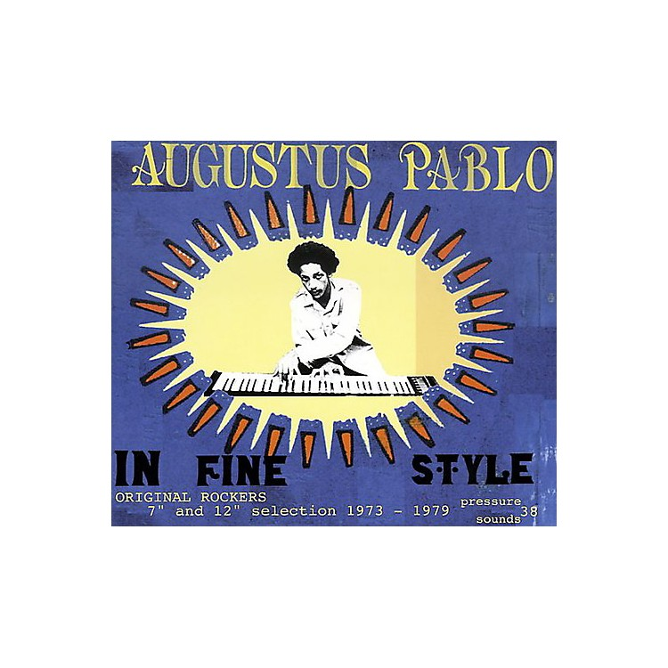 Alliance Augustus Pablo - In Fine Style