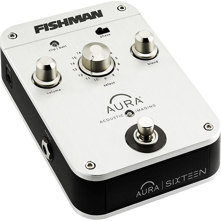 FishmanAura Sixteen Programmable Imaging Guitar Effects Pedal