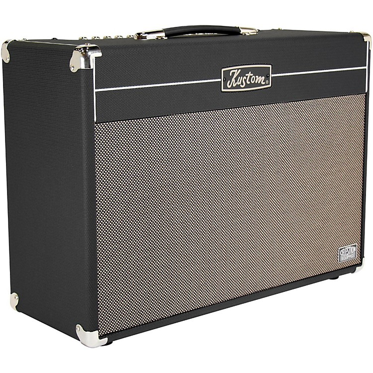 Kustom Auris 60W 2X12 Stage Combo Amplifier