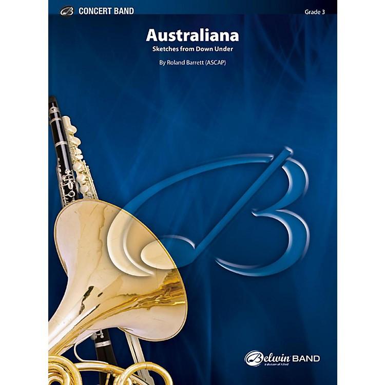 BELWINAustraliana - Grade 3 (Medium Easy)