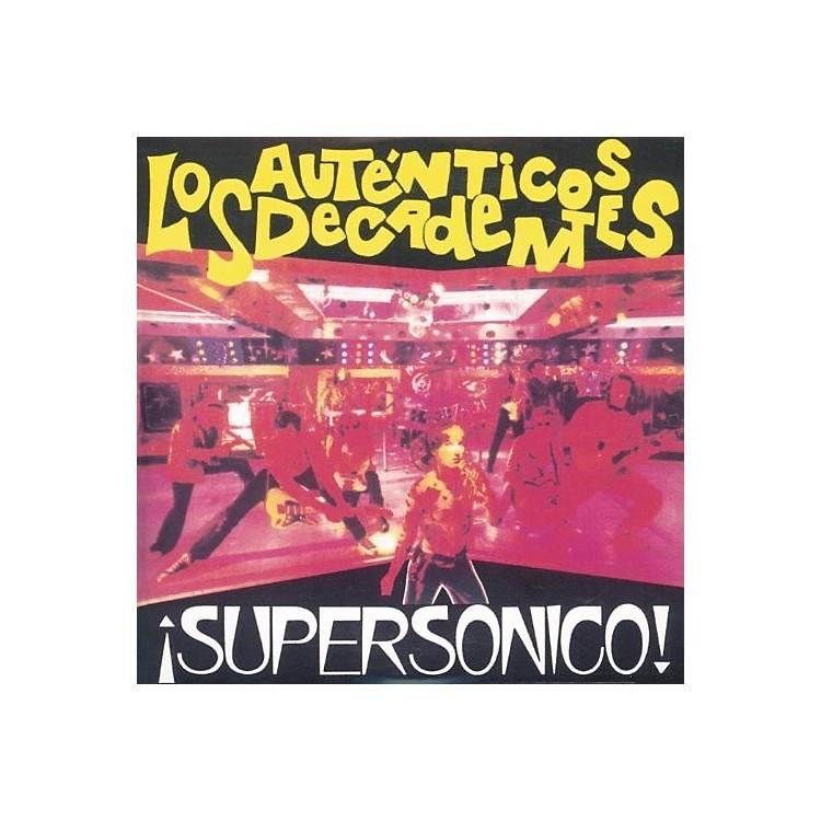AllianceAutenticos Decadentes - Supersonico