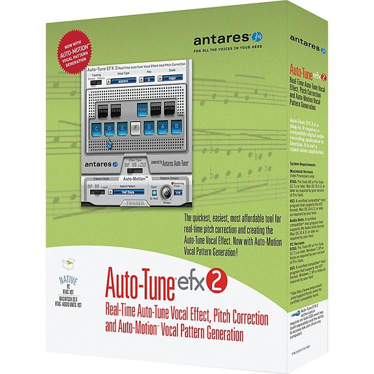 AntaresAuto Tune EFX2 Vocal Processing Software
