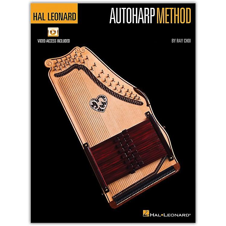 Hal LeonardAutoharp Method Book/Video Online