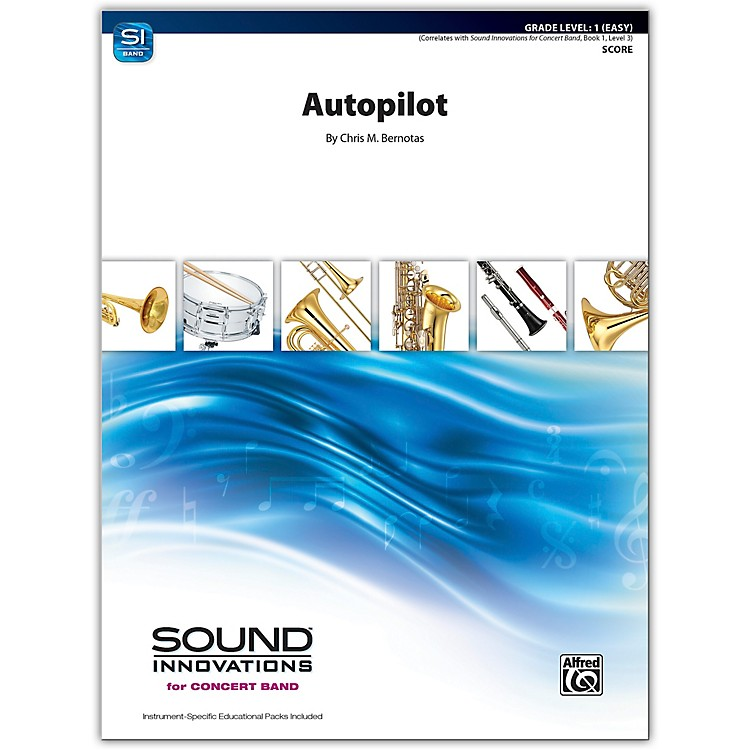 AlfredAutopilot Conductor Score 1 (Very Easy)