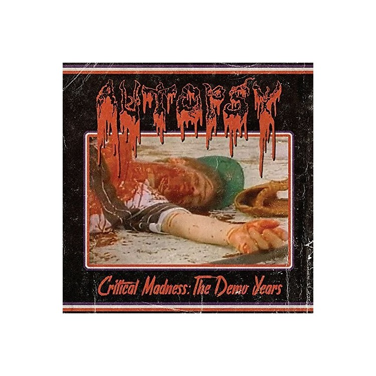 AllianceAutopsy - Critical Madness : The Demo Years