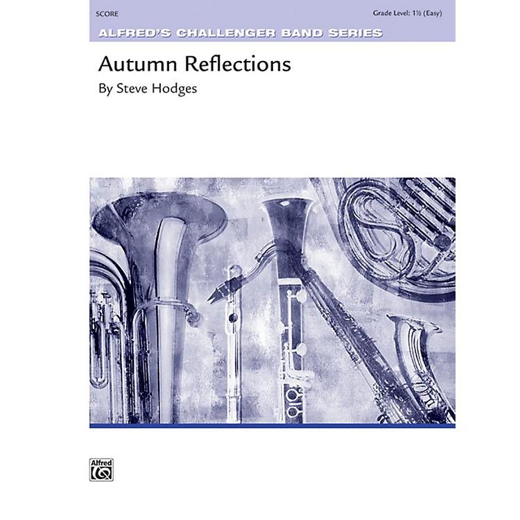 AlfredAutumn Reflections Concert Band Grade 1.5