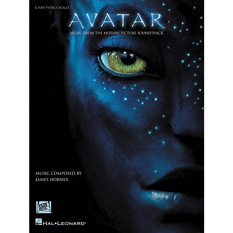 Hal Leonard Avatar - Music From The Motion Picture Soundtrack For Easy Piano Solo