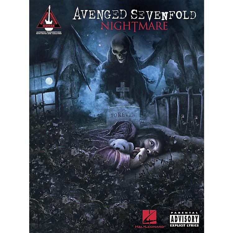 Hal LeonardAvenged Sevenfold - Nightmare Guitar Tab Songbook