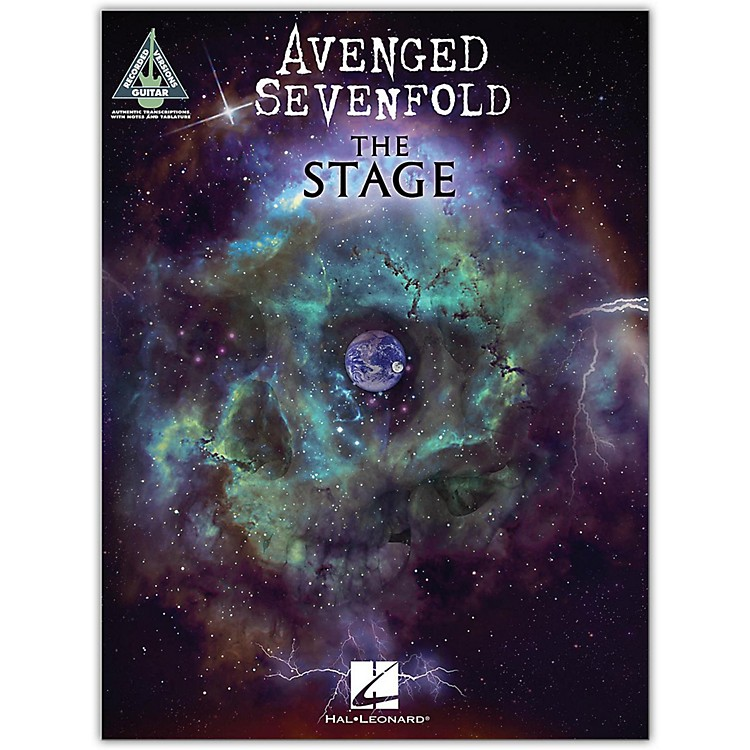 Hal LeonardAvenged Sevenfold - The Stage Guitar Tab Songbook