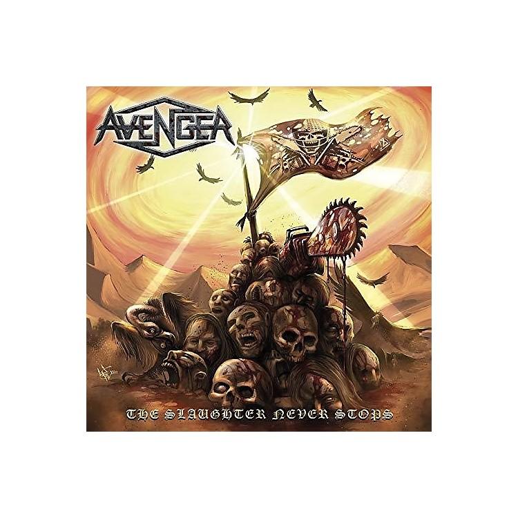 AllianceAvenger - Slaughter Never Stops