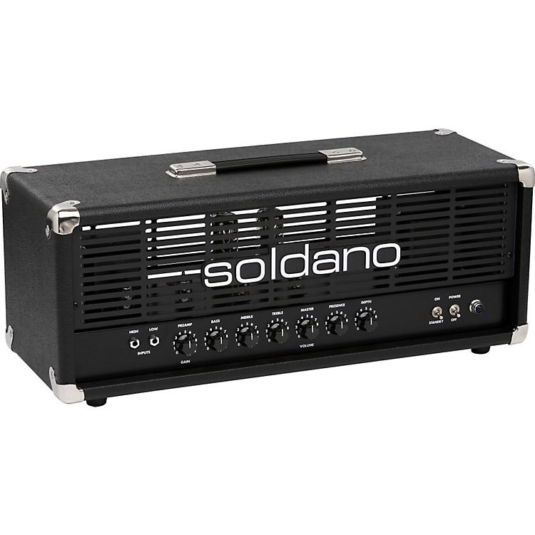 SoldanoAvenger 50W Tube Guitar Amp Head