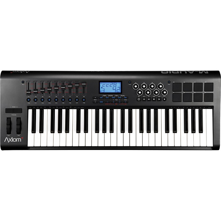 M-Audio Axiom 49 MK2 Ignite Keyboard Control