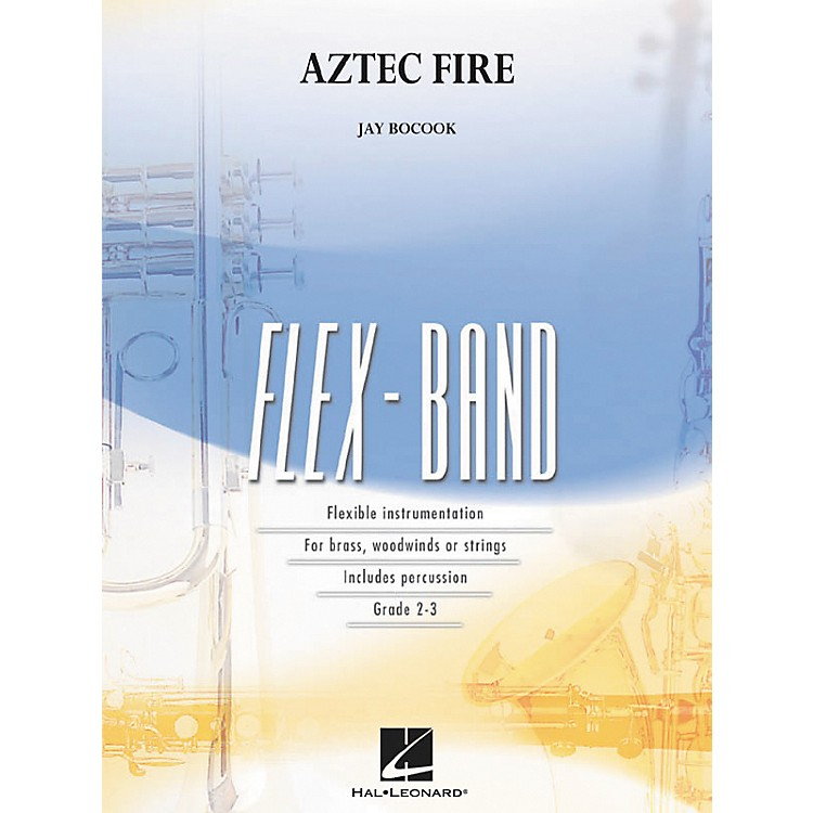 Hal Leonard Aztec Fire - Flex-Band Series (Book)