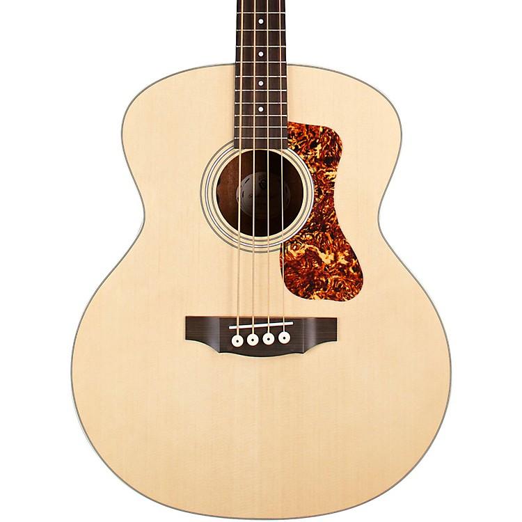 GuildB-240E Acoustic-Electric Bass GuitarNatural