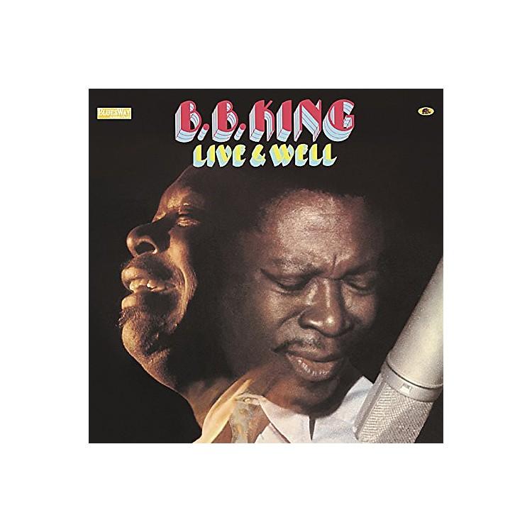 AllianceB.B. King - Live & Well