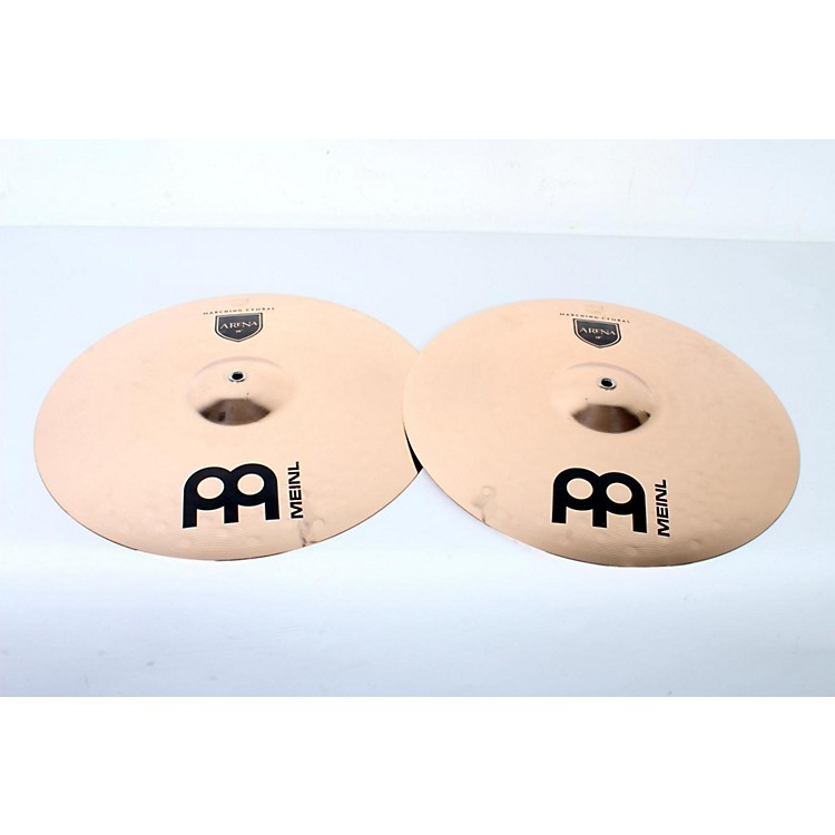 MeinlB10 Marching Arena Hand Cymbal Pair18 in.888365801841