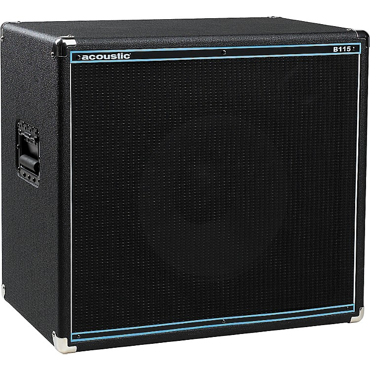 Acoustic B115 250W 1x15 Bass Cabinet  886830843860