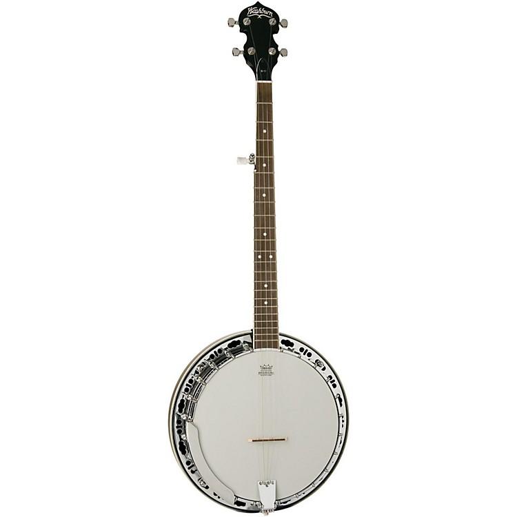 WashburnB11K 5-String BanjoMahogany