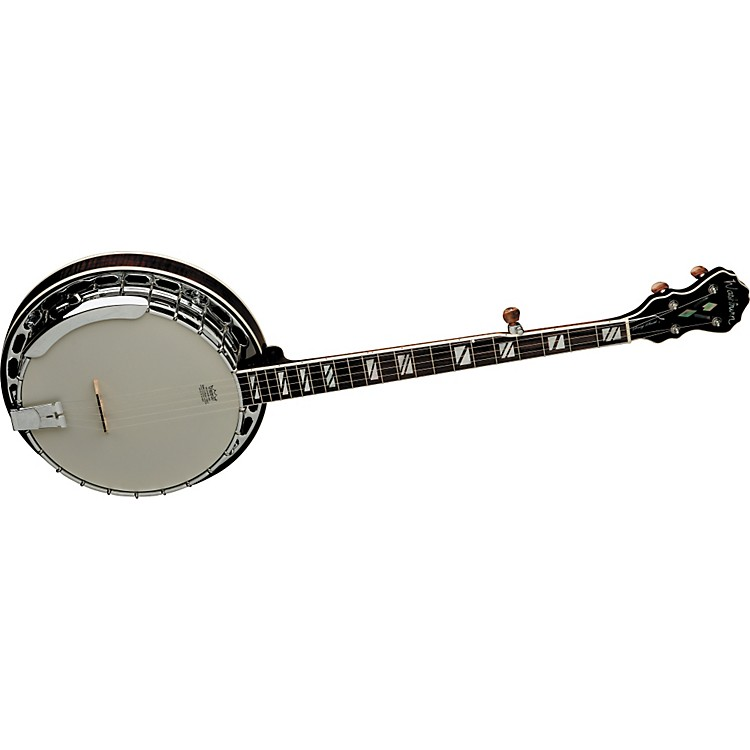Washburn B160 Sonny Smith Sunburst 5-String Banjo w/case