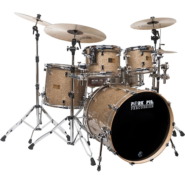 Pork PieB20 4-Piece Shell Packwith 22 in. Bass Drum