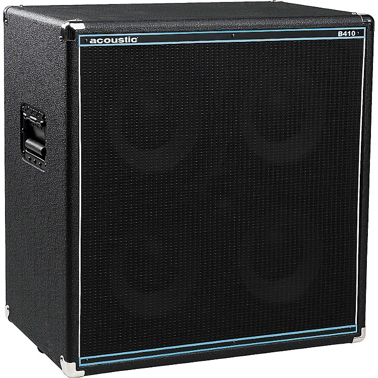 AcousticB410 400W 4x10 Bass Cabinet