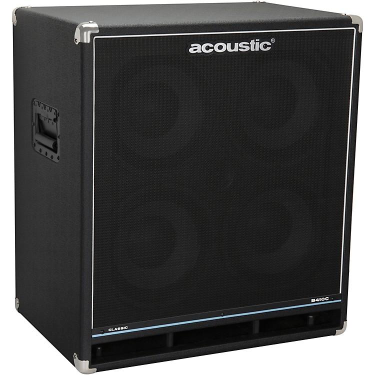 AcousticB410C Classic 400W 4X10 Bass Speaker CabinetBlack