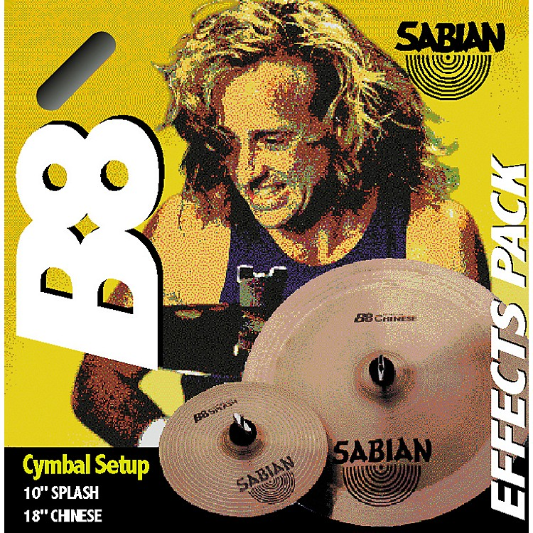 SabianB8 Effects Pack