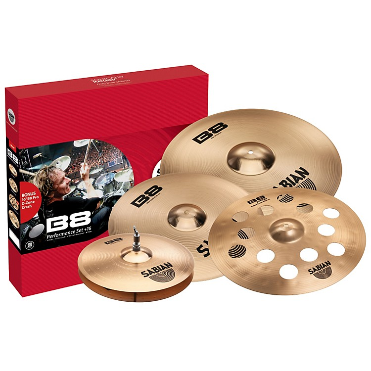 Sabian B8 Performance Special Pack