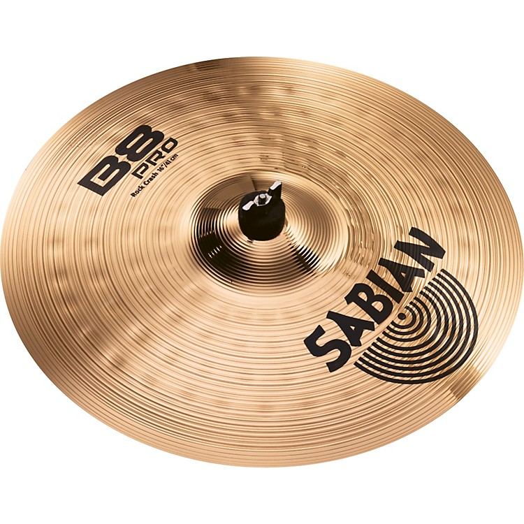 Sabian B8 Pro Rock Crash Brilliant 16 in.