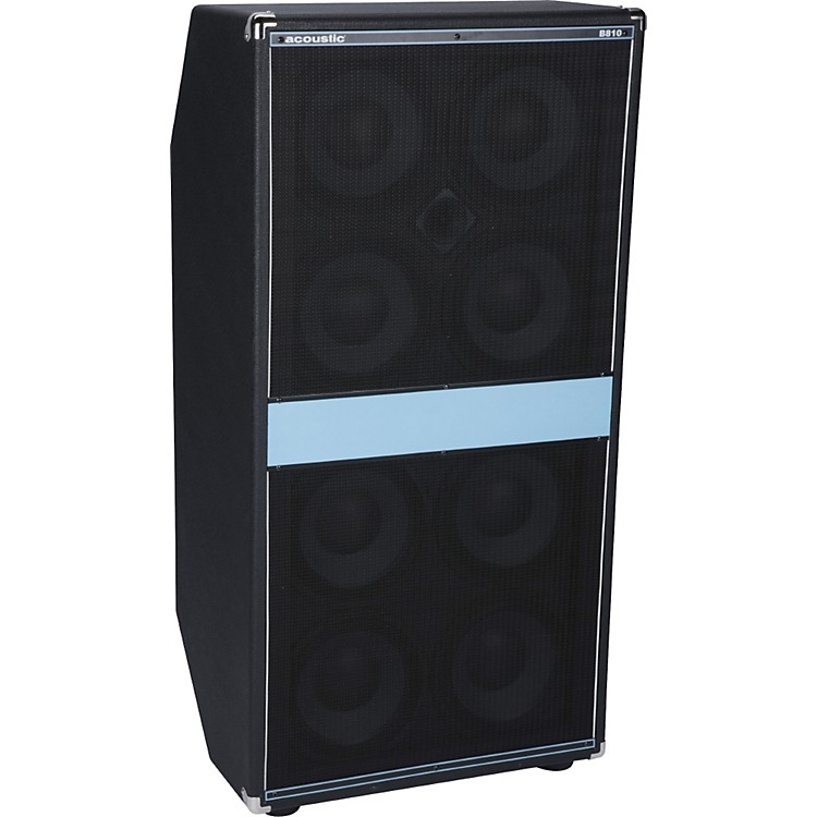 AcousticB810 800W 8X10 Bass Cabinet