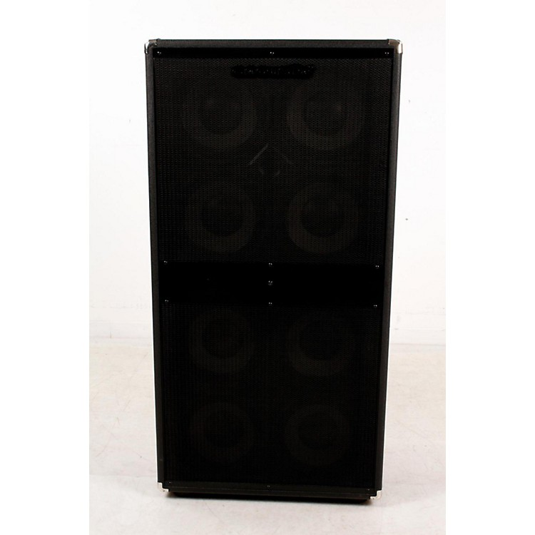 AcousticB810mkII 8x10 Bass Speaker CabBlack888365778655