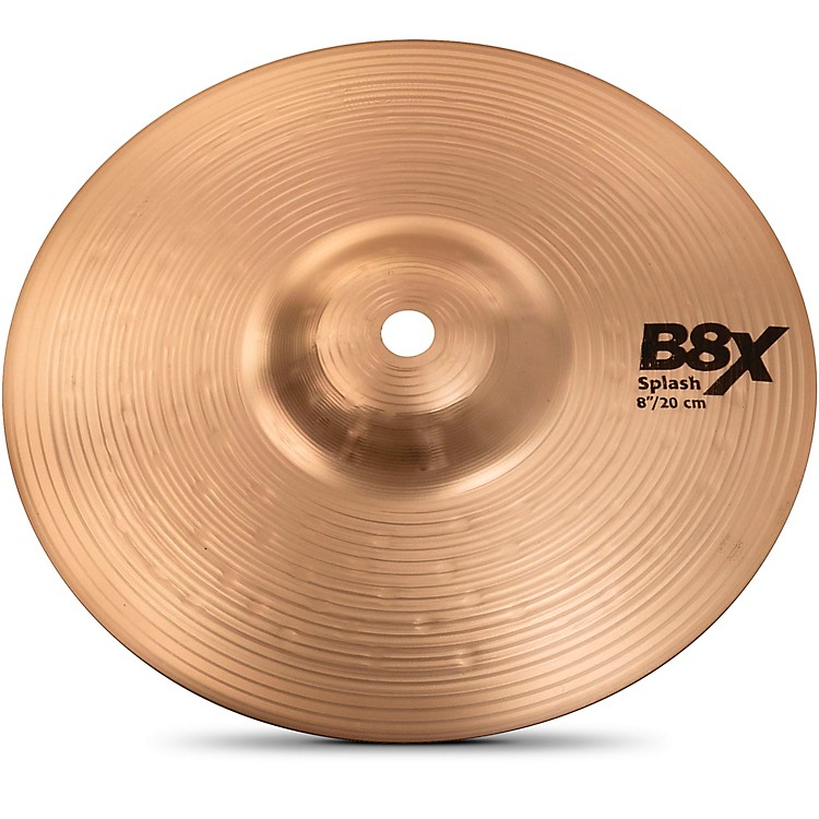 SabianB8X Splash Cymbal8 in.
