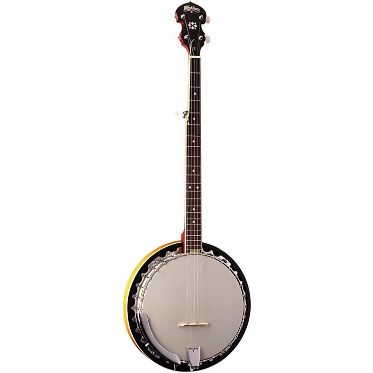 WashburnB9 BanjoSunburst
