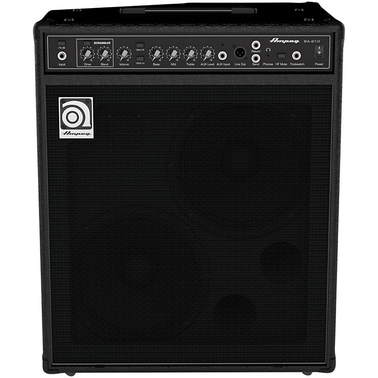 AmpegBA210V2 2x10 Bass Combo Amplifier
