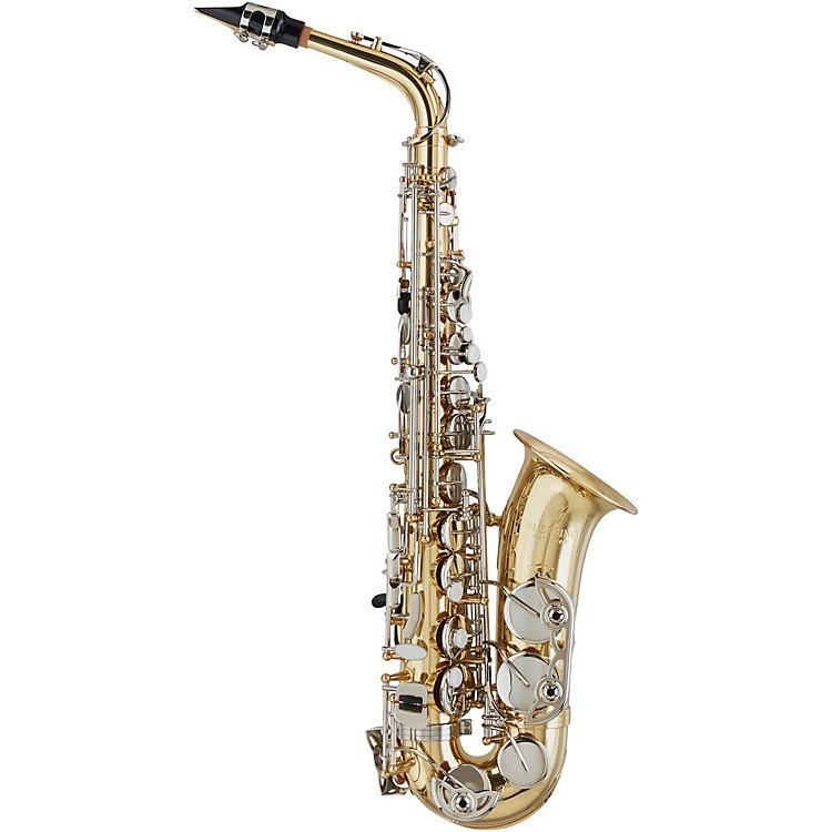 BlessingBAS-1287 Standard Series Eb Alto SaxophoneLacquer