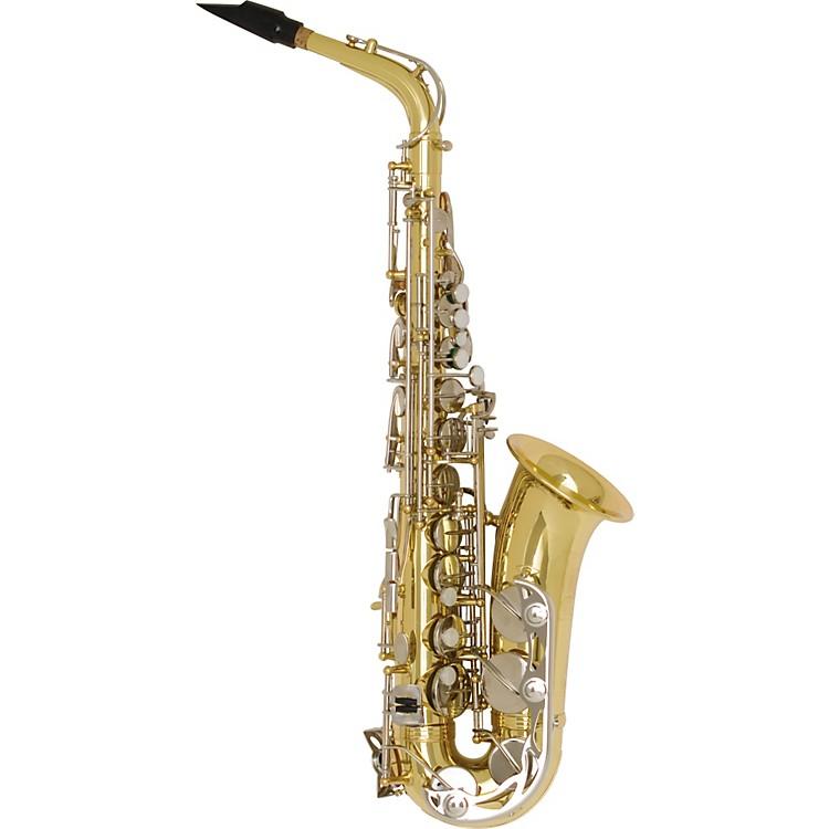 BundyBAS-300 Student Alto SaxophoneLacquer