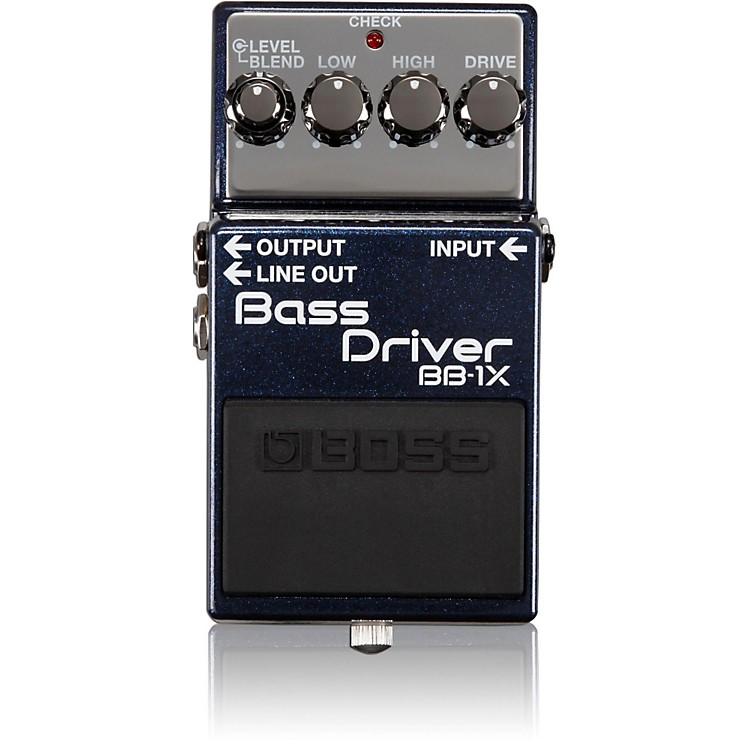 BossBB-1X Bass Driver Effects Pedal