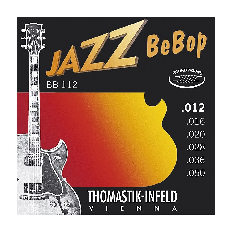 ThomastikBB112 Light Jazz BeBop Guitar Strings