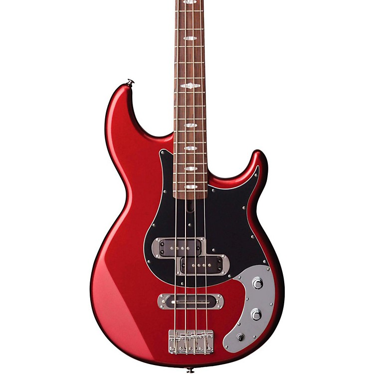 Yamaha BB424X Electric Bass Guitar Red Metallic