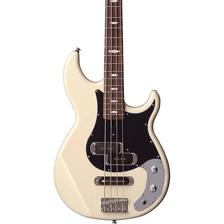 YamahaBB424X Electric Bass GuitarVintage White