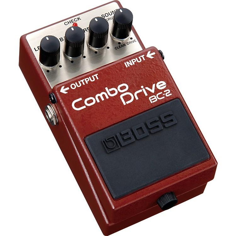 BossBC-2 British Combo Drive Guitar Effects Pedal