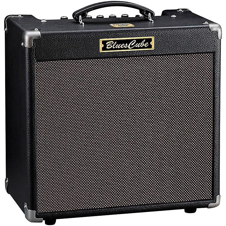 RolandBC-HOT-BKM Blues Cube Hot - BOSS DRIVE Special 30W 1x12 Guitar Combo AmpBlack