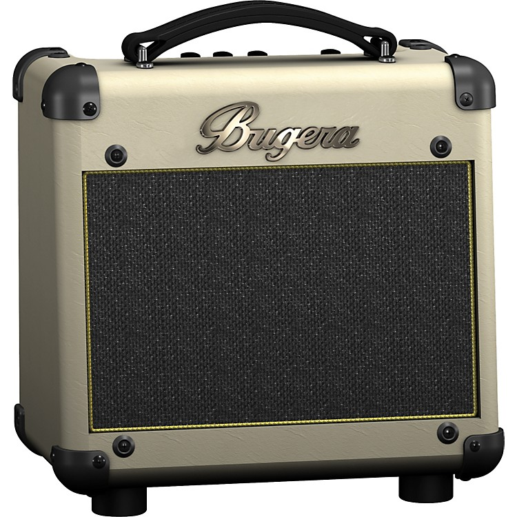 Bugera BC15 15W 1x8 Vintage Tube Guitar Combo Amp Cream