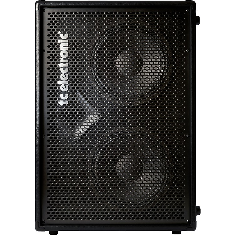 TC ElectronicBC210 2x10 Bass Speaker CabinetBlack8 Ohm