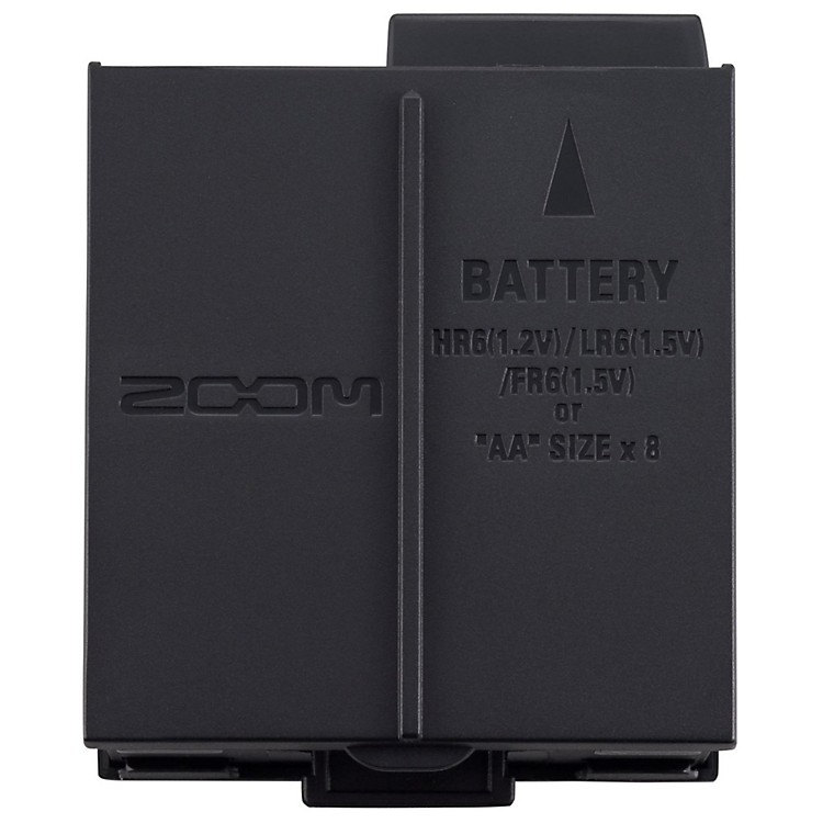 Zoom BCF-8 Battery Case for Zoom F8  Black
