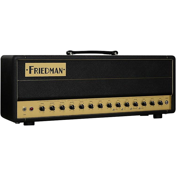 FriedmanBE-50 Brown Eye Deluxe 50W Tube Guitar Amp Head