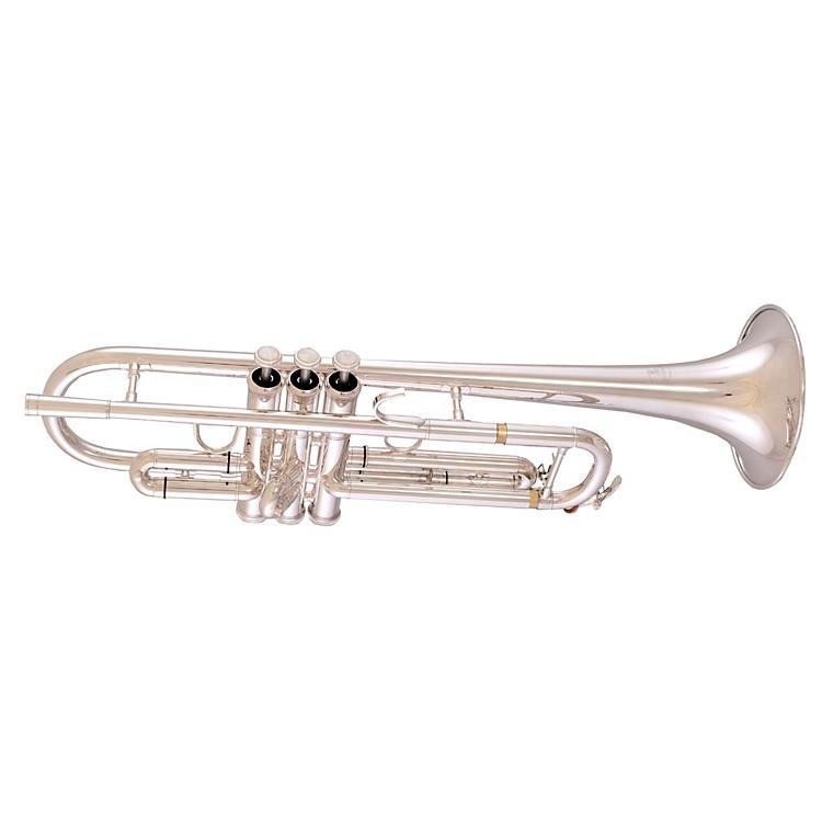 BessonBE1000 Performance Series Bb TrumpetSilver plated